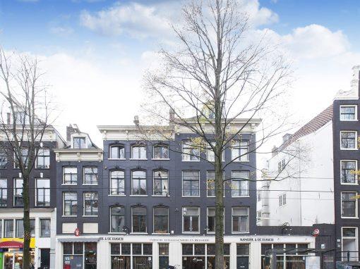 Nieuwezijds Voorburgwal Amsterdam