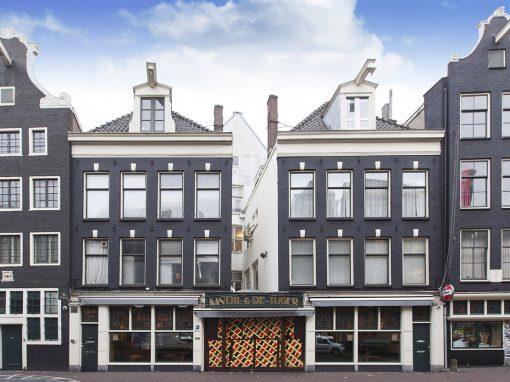 Spuistraat Amsterdam