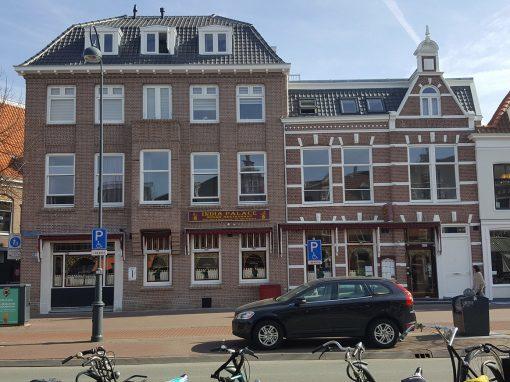 Gedempte Oude Gracht Haarlem